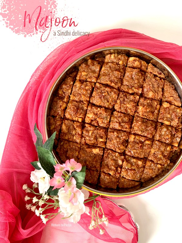 Majoon -Sindhi Winter Sweet
