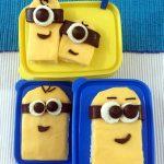 Minion Sandwiches