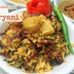 Hyderabadi Vegetable Biryani