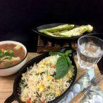 Mexican Basil Rice