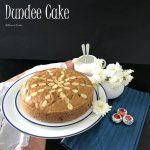 D – Dundee Cake
