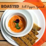 Roasted Bell Pepper Spread