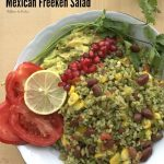 Mexican Freekeh Salad