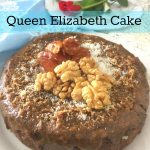 Q – Queen Elizabeth Cake