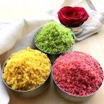Flavored Choorma for Holi