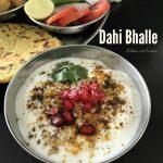 Dahi Bhalle