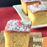 H – Honey Cake