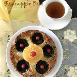U – Upside Down Cake Pineapple Oreo