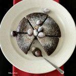 K – Kladdkaka – Sticky Cake from Sweden