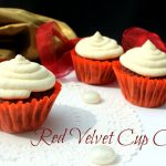 R – Red Velvet Cup Cakes