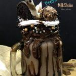 Ferrero Rocher Freak Shake Milk Shake