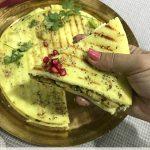 Dhokla Sandwich