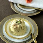 Anjeer Kulfi / Frozen Fig Dessert