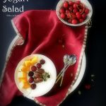 Fruit & Nut Yogurt Salad