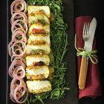 How to make Protein Rich Tandoori Paneer Tikka Salad