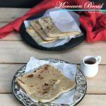 Msemen, a Moroccon Bread
