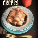 Apple Chocolate Crepes