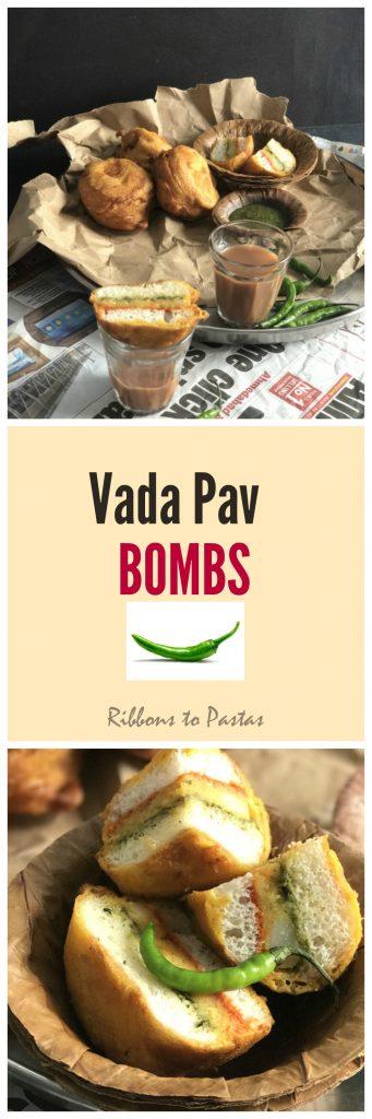 Vada Pav Bombs