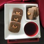Ragi Cookies with Cashews
