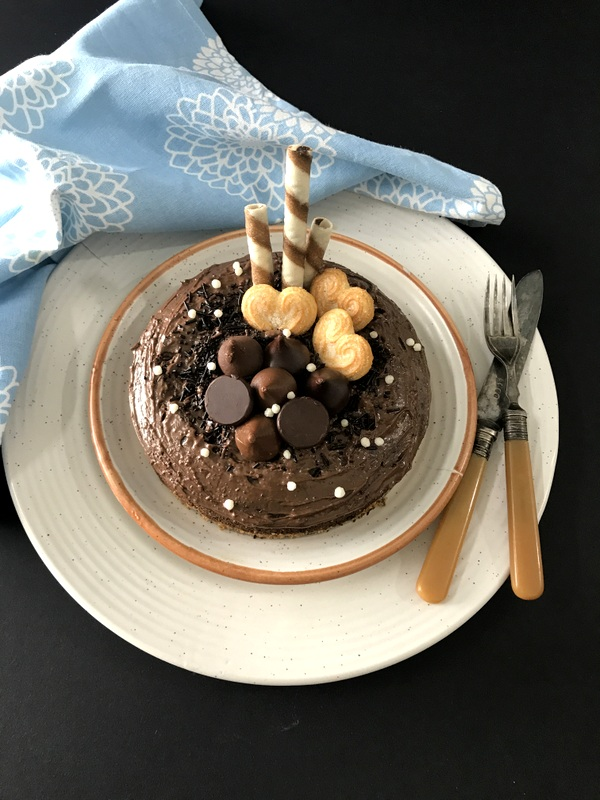 The Sinful Chocolate Cake