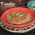 Gur ka Paratha