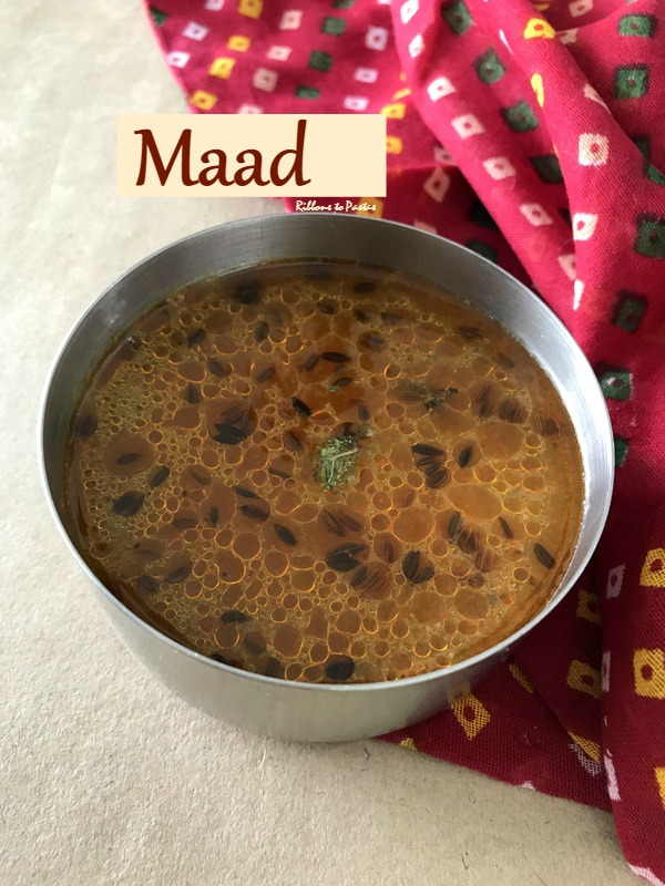 Maad - A Rajasthani Curry