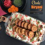 Tikki Chole' Biryani