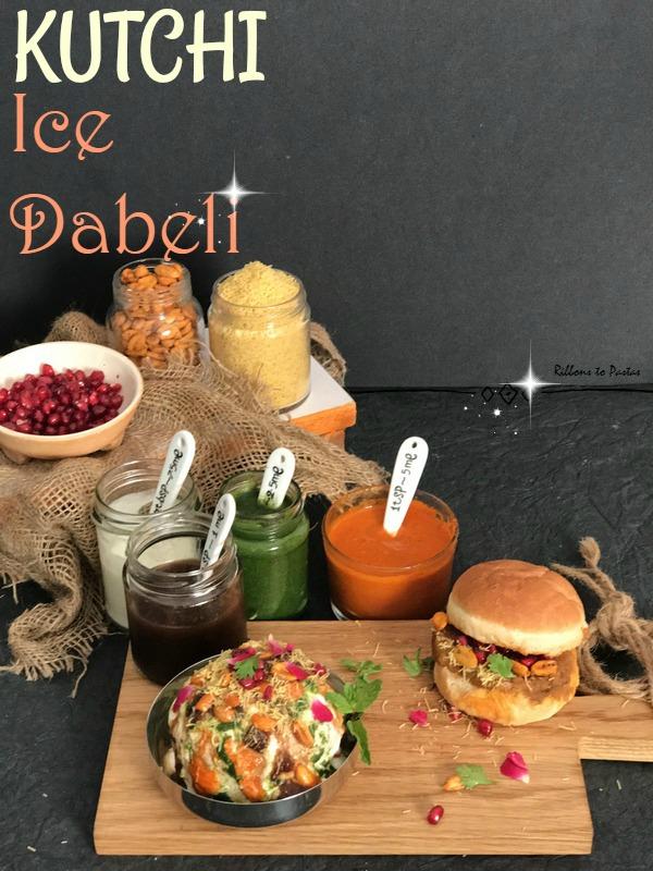 I - Ice Dabeli / Chilled Burger