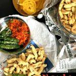 V – Vanela Ganthia  – street food from Rajkot