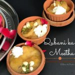 Q – Qubani ka Meetha from Hyderabad