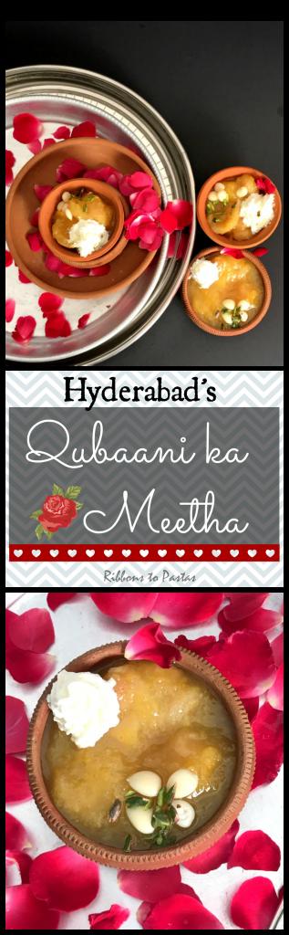 Hyderabad's Qubani ka Meetha