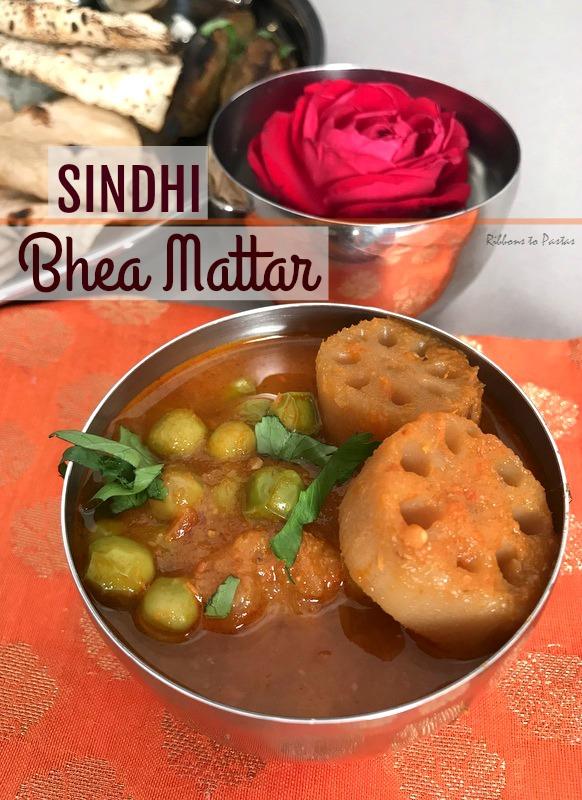 Sindhi Bhea Mattar