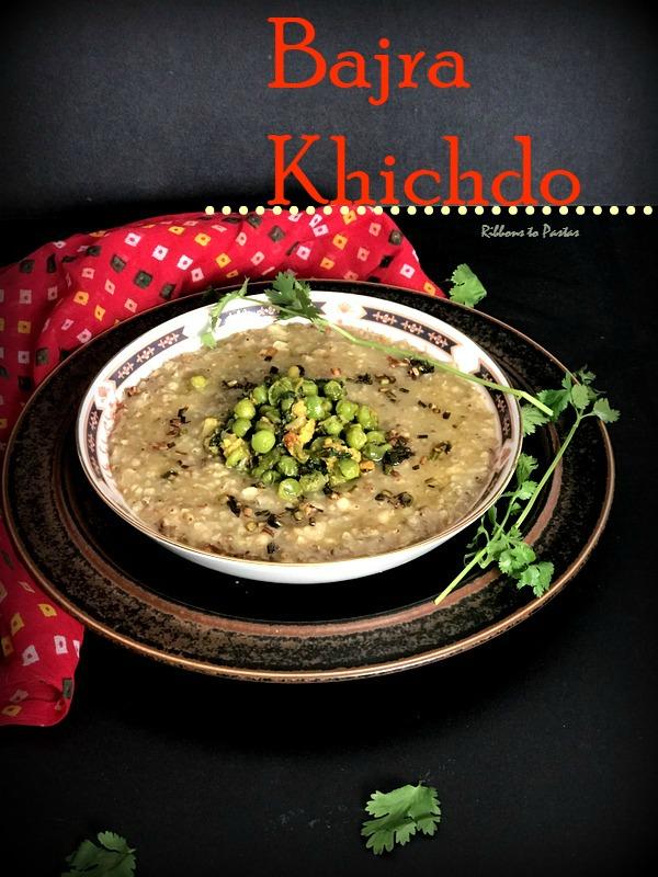 Bajra Khichdo