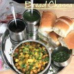 K – Kutchi Bread Channa