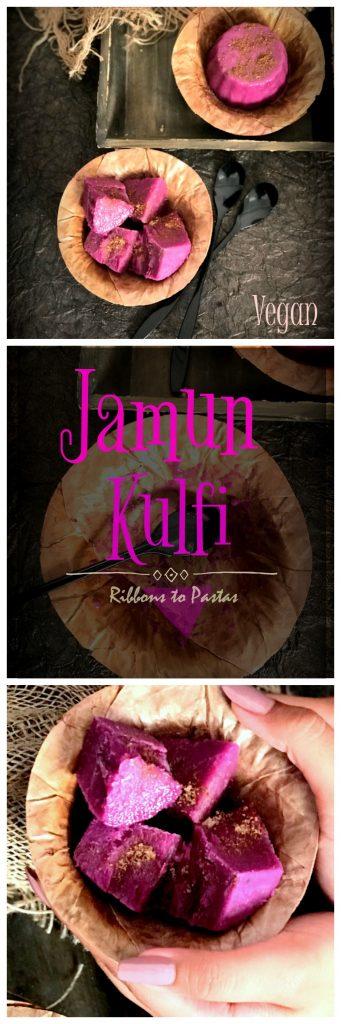 J - Jamun Kulfi