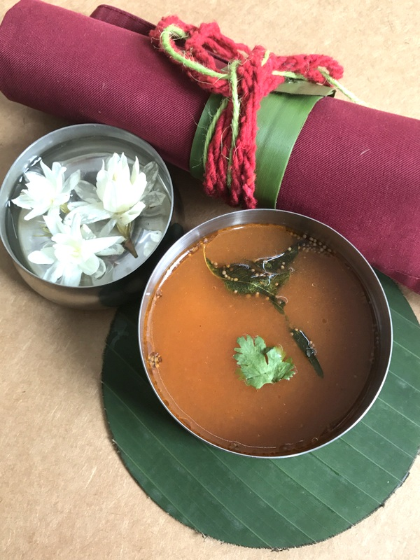 Jeeringe Menasu Saaru / South Indian Soup