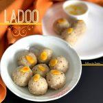 Sabudana Badaam Ladoo