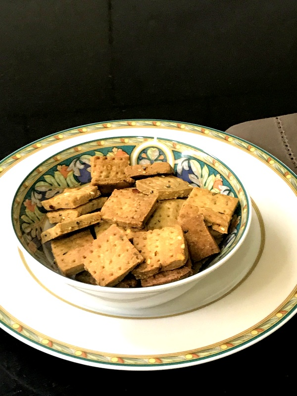 Masala Biscuits