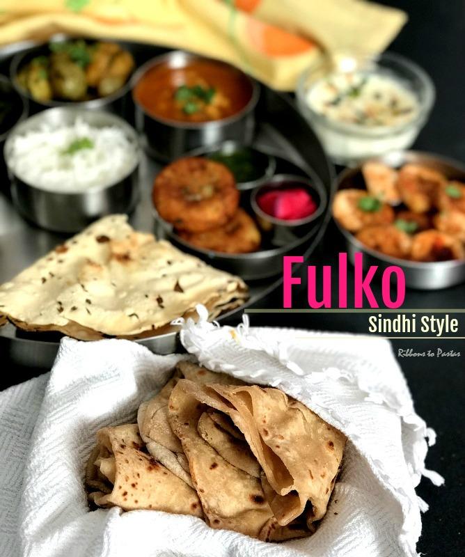Fulko Sindhi style