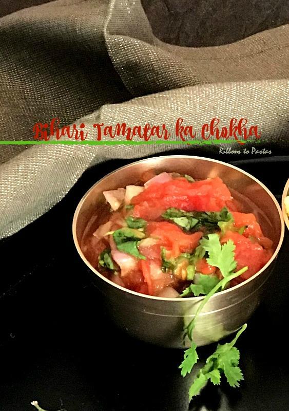 Bihari Tamatar ka Chokha