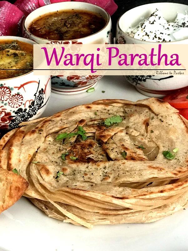 Warqi Paratha