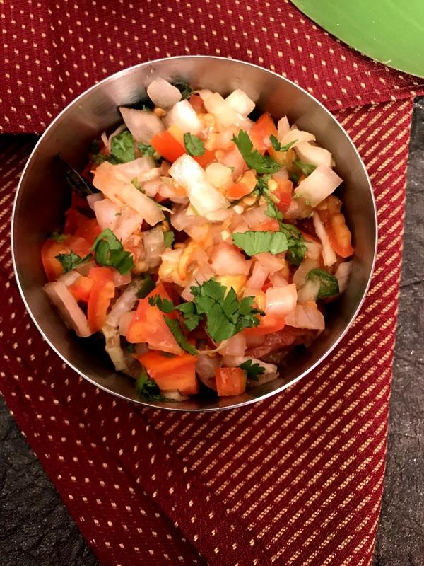 Takkali Salad Kerala Style