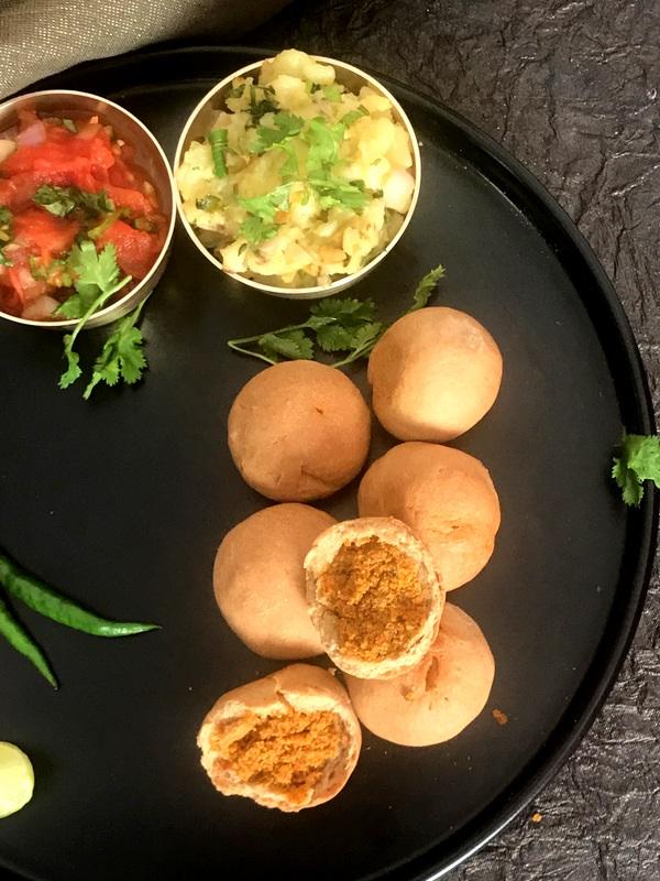 Litti Chokha - Bihari Special