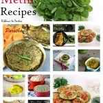 30 + Nutrtious Methi Recipes