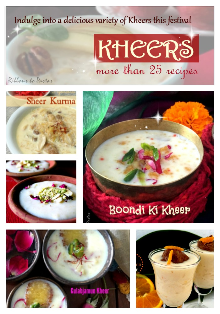Kheer Recipes - Indulge into more than 25 varieties of Kheer this Festival