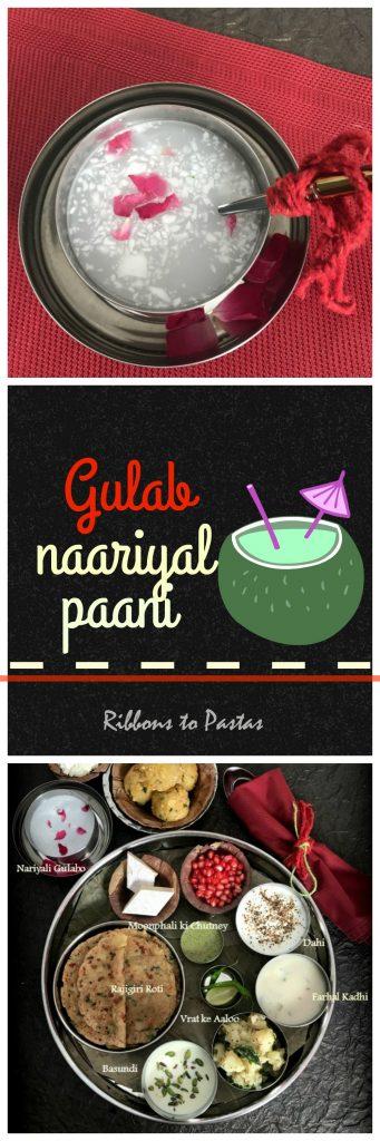 Gulab Nariyal Paani