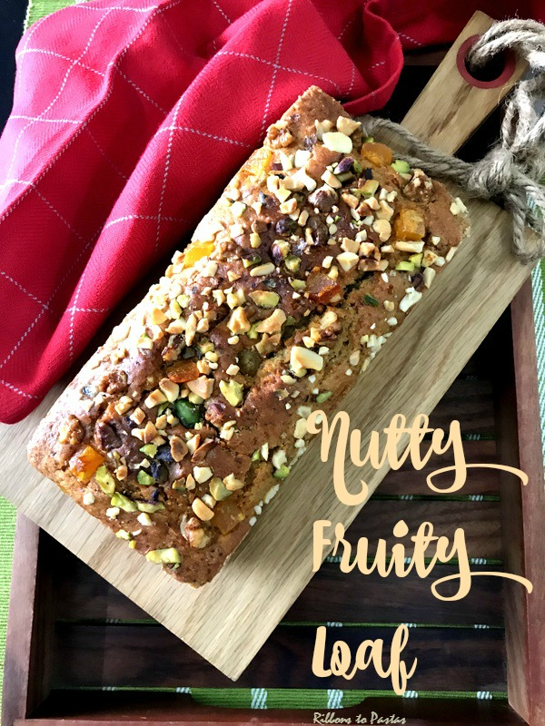 Nutty Fruity Loaf