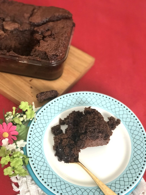 Hot Fudge Chocolate Pudding