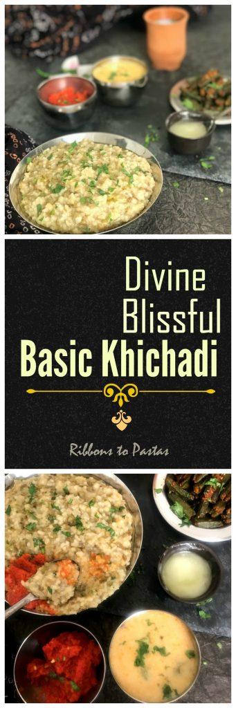 How to make a Basic Khichadi