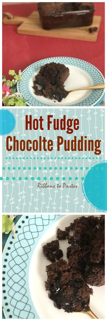 Hot Fudge Chocolate Pudding